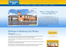 rodewayinnwesleychapel.com