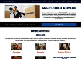 rodexmovers.com