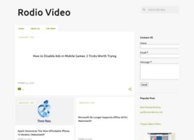 rodiovideo.blogspot.com