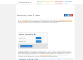 roemische-zahlen.net