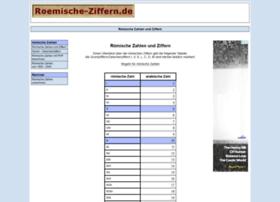 roemische-ziffern.de