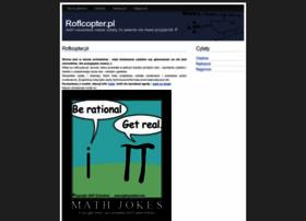 Roflcopter ascii for Roflcopter text