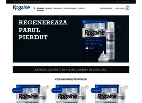 rogaine-spuma.ro