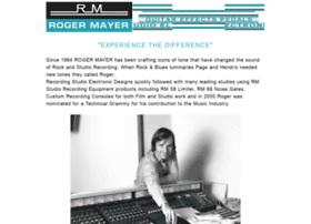 roger-mayer.co.uk