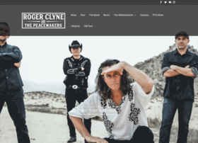 rogerclyneandthepeacemakers.com