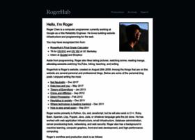 rogerhub.com