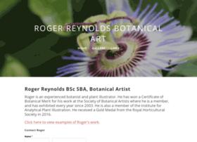 rogerreynoldsbotanicalart.com