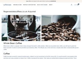 rogersestatecoffees.co.uk