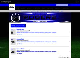 rogersyouthfootball.com