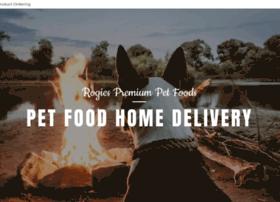 rogiespremiumpetfoods.com.au