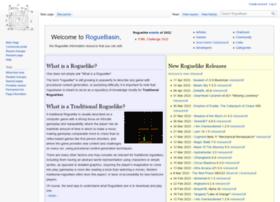 roguebasin.roguelikedevelopment.org