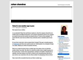 rohanchandran.wordpress.com
