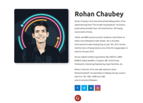 rohanchaubey.com