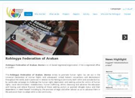 rohingya-federation.com