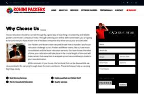 rohinipackers.com