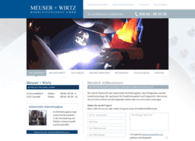 rohrleitungsbau-meuser-wirtz.de