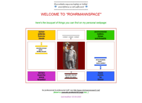 rohrmannspace.net