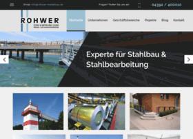 rohwer-oberflaechentechnik.de