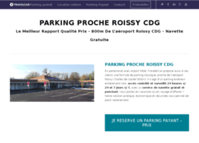 roissyparking.com