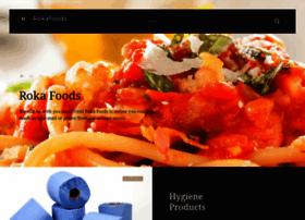 rokafoods.com