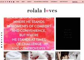 rolalaloves.com