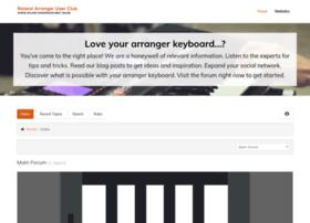 roland-arranger.com