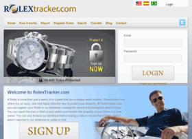 rolextracker.com