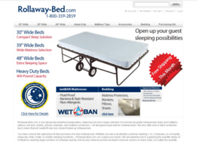 roll-awaybed.com