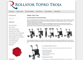 rollator-topro-troja.de