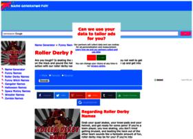 rollerderby.namegeneratorfun.com