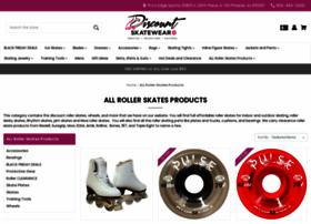 rollerskates.discountskatewear.com