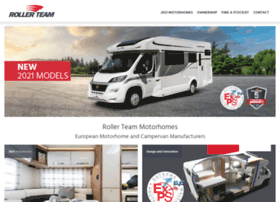 rollerteammotorhomes.co.uk