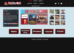 rollforcrit.com