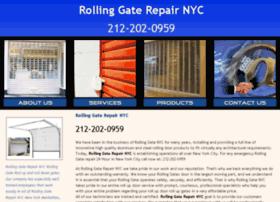 rollinggaterepairnewyorkcity.com