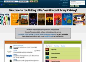 rollinghills.biblionix.com
