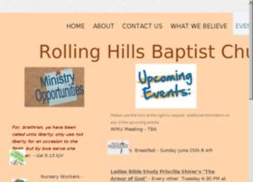 rollinghillsbapt.com
