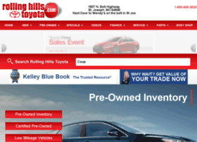 rollinghillstoyota.dealereprocess.com