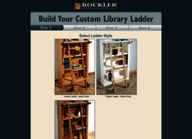 rollingladder.rockler.com