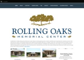 rollingoaksmemorialcenter.com