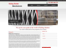 rollingshuttermanufacturers.com