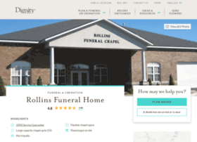 rollinsfuneral.com