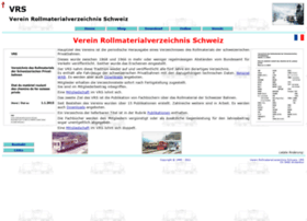 rollmaterial.ch