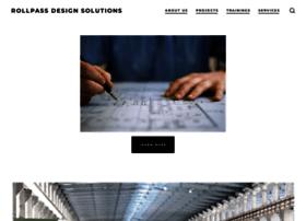 rollpassdesignsolutions.com