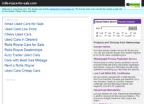 rolls-royce-for-sale.com