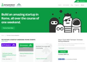 roma.startupweekend.org