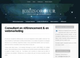 romainorgeur.com