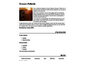 romainpellerin.eu