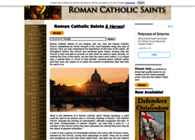 roman-catholic-saints.com
