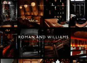 romanandwilliams.com