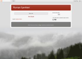 romanbudur.blogspot.com.tr